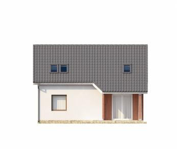 Проект дома Проект Z75, 117.2 м2