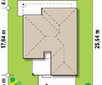 Проект дома Проект Zx100, 167.8 м2