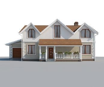 Проект дома AS-2183, 322 м2