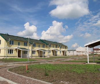 Коттеджный поселок Есенин Village