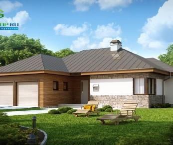 Проект дома Проект z180, 167.1 м2