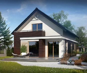 Проект дома Проект z296, 124.1 м2