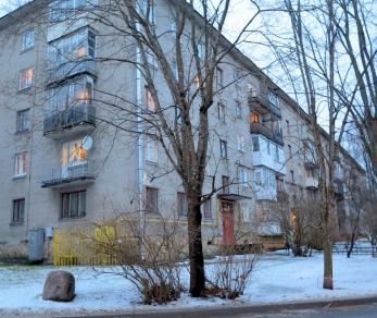 Продажа квартиры Молодежное пос., Правды ул., д. 17