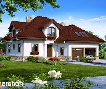 Проект  Дом в нивянике, 212 м2