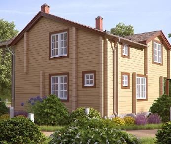Проект дома AS-2005, 144.2 м2