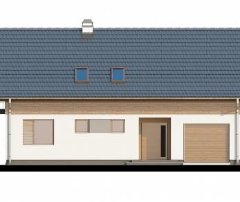 Проект дома Проект Z130, 204.5 м2