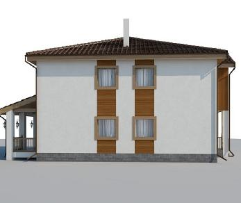 Проект дома AS-2034, 149 м2
