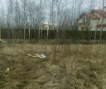 Продажа участка Порошкино, Юкковская ул.