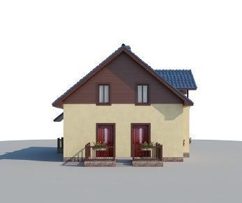 Проект дома AS-980, 158.4 м2