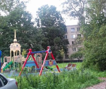 Продажа квартиры Янино пос., д. 8