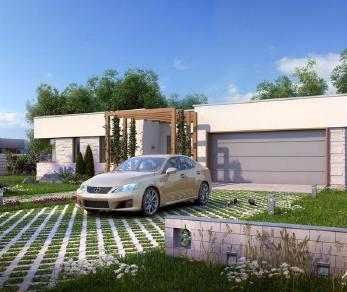 Проект дома Проект x7, 255.4 м2
