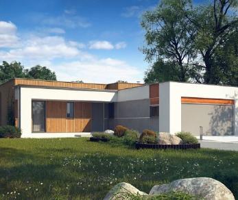 Проект дома Проект zx103, 147.8 м2