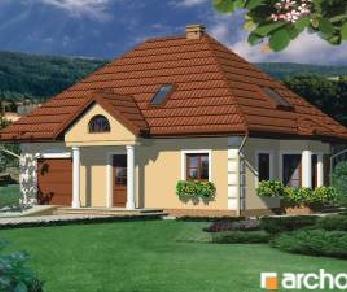Проект  Дом в винограднике 2, 134.2 м2