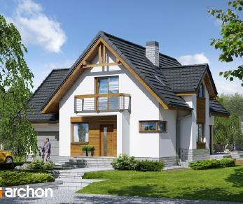 Проект  Дом в абрикосах (Н), 154.3 м2