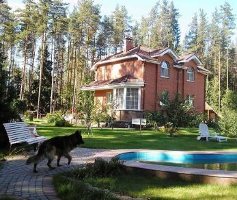 Аренда дома Рощино