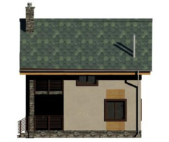 Проект  Проект 096/085 , 96 м2