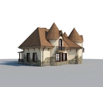 Проект дома AS-2219, 201 м2