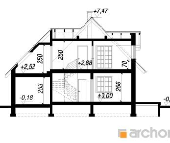 Проект  Дом в пупавках 3, 132.5 м2