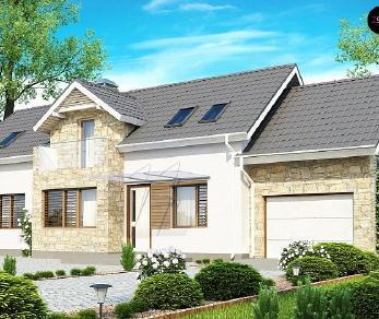 Проект дома Проект Z157, 208.6 м2