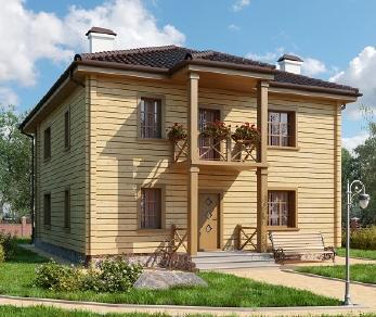 Проект дома AS-2072-2, 148 м2