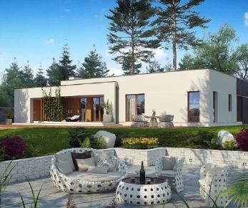 Проект дома Проект zx102, 166.6 м2