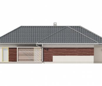 Проект дома Проект Z280, 165.7 м2