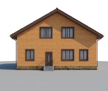Проект дома AS-2159, 221 м2
