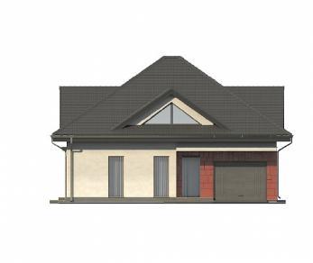 Проект дома Проект Z278, 199 м2