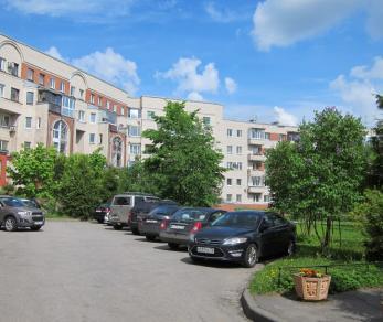 Продажа квартиры Пушкин, Малиновская ул., д.17