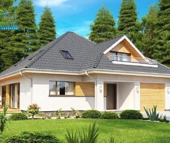 Проект дома Проект z143, 208.2 м2