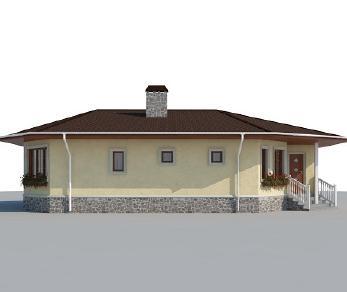 Проект дома AS-2212, 86 м2