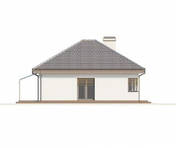 Проект дома Проект Z167, 165.6 м2