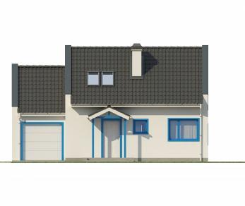 Проект дома Проект Z217, 111.4 м2