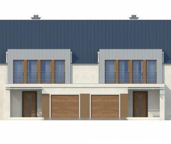 Проект дома Проект Zs1, 154.3 м2