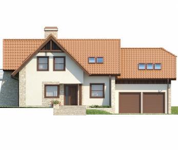 Проект дома Проект Z76, 370.2 м2