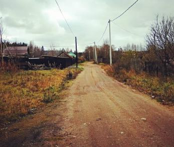 Продажа участка Ириновка недалеко от Ладоги