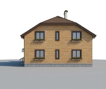 Проект дома AS-181-2, 268 м2