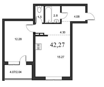 Продажа квартиры Колпино, Понтонная ул., д.10