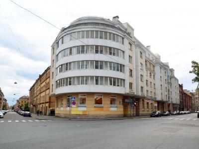 Аренда квартиры 122 м2 Моисеенко ул., д.5