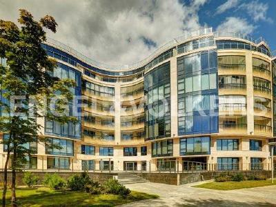 Продажа квартиры 122 м2 Приморское ш., д. 424