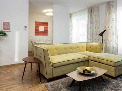Аренда квартиры 109 м2 Реки Смоленки наб., д.35к1