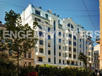 Продажа строящиеся проекты 50.4 м2 4-я Советская ул., д.9