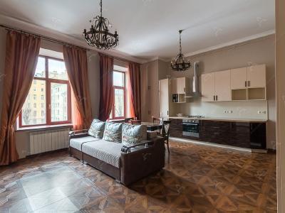 Аренда квартиры 162 м2 Рубинштейна ул., д.15