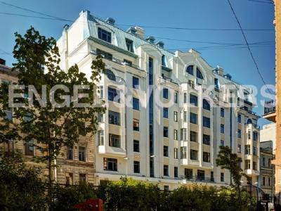 Продажа строящиеся проекты 171.4 м2 4-я Советская ул., д.9