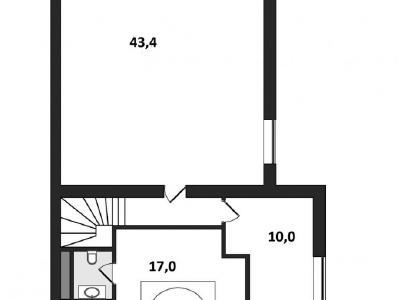 Продажа квартиры бизнес-класса 326 м2 Пушкин, Средняя ул., д.32