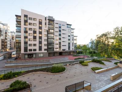 Аренда элитной квартиры 100 м2 в новостройке, Новочеркасский пр., д.33 - №116792