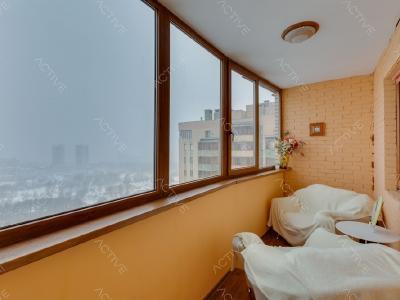 Продажа квартиры бизнес-класса 115 м2 Лени Голикова ул., д.29А