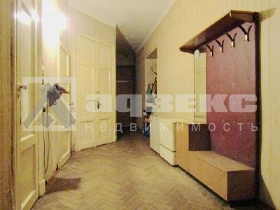 Продажа квартиры в старом фонде 116 м2 Приморский пр., д.14