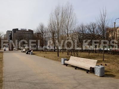 Продажа квартиры бизнес-класса 148 м2 Нахимова ул., д.20