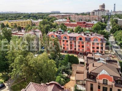Продажа элитной квартиры 129.69 м2 в новостройке, Дибуновская ул., д.34 - №111586
